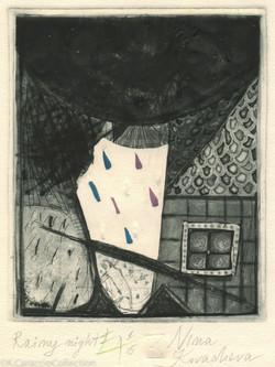 Rainy Night, 1996