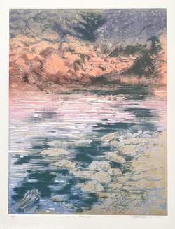 River Etude III, 1983