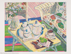 Tea and Flowers, 1997