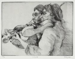 Violinists, 2007