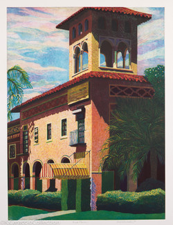 Pink Tower, 1984