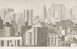 Skyline After Robert Warren, 2007
