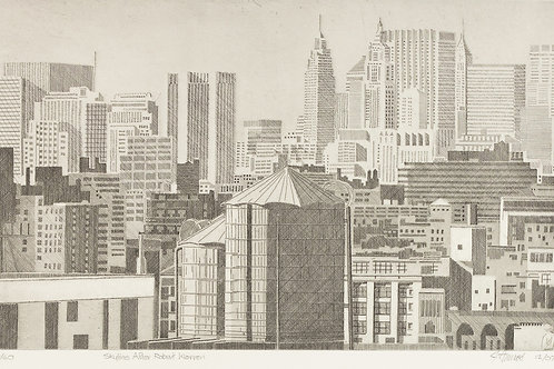 Jeff Atwood, Skyline After Robert Warren
