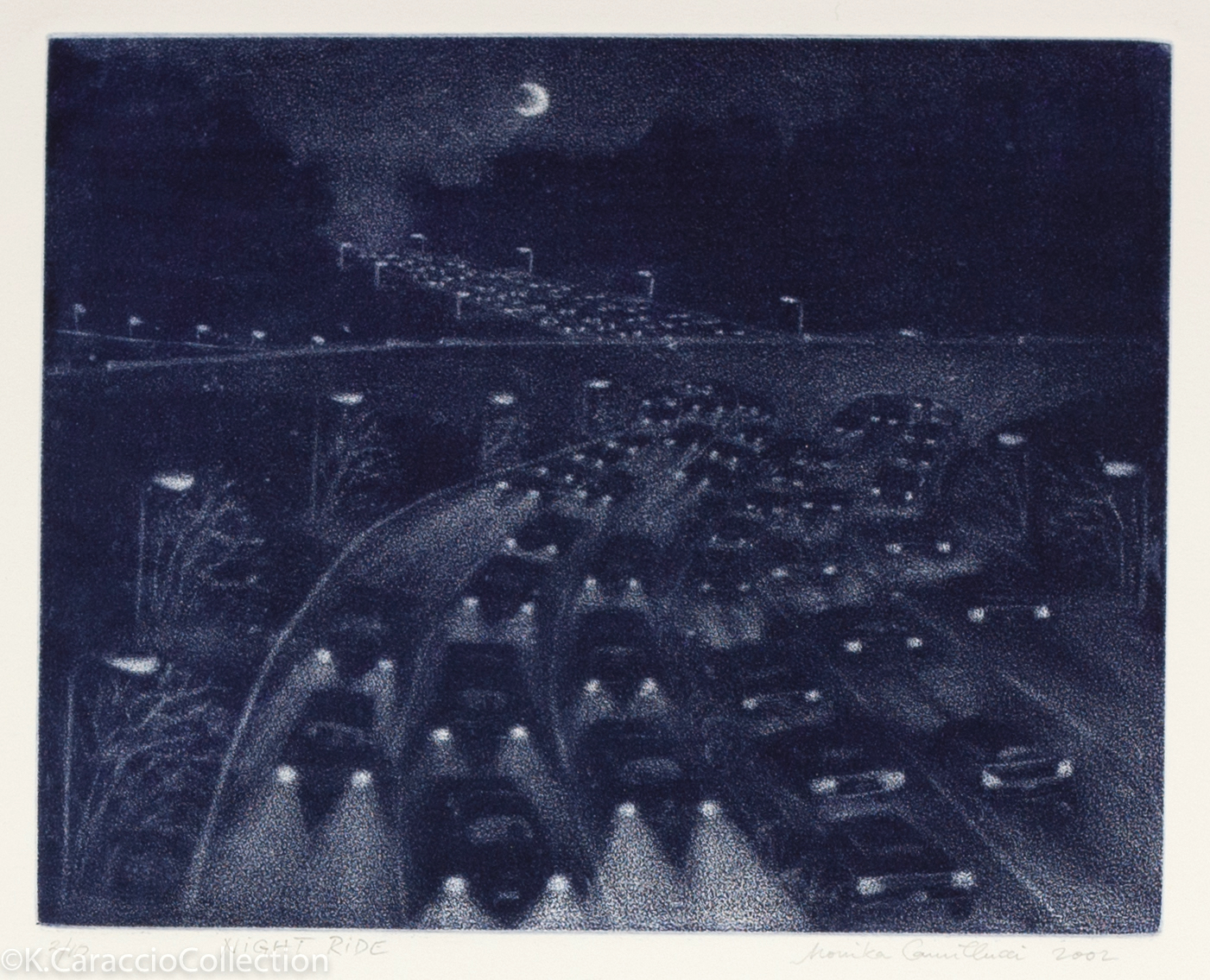 Night Ride, 2002