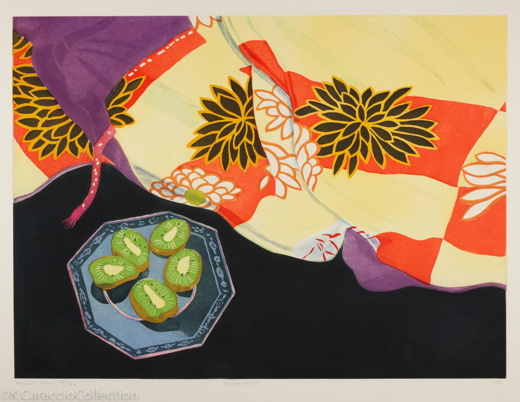 Kimono & Kiwi, 1990