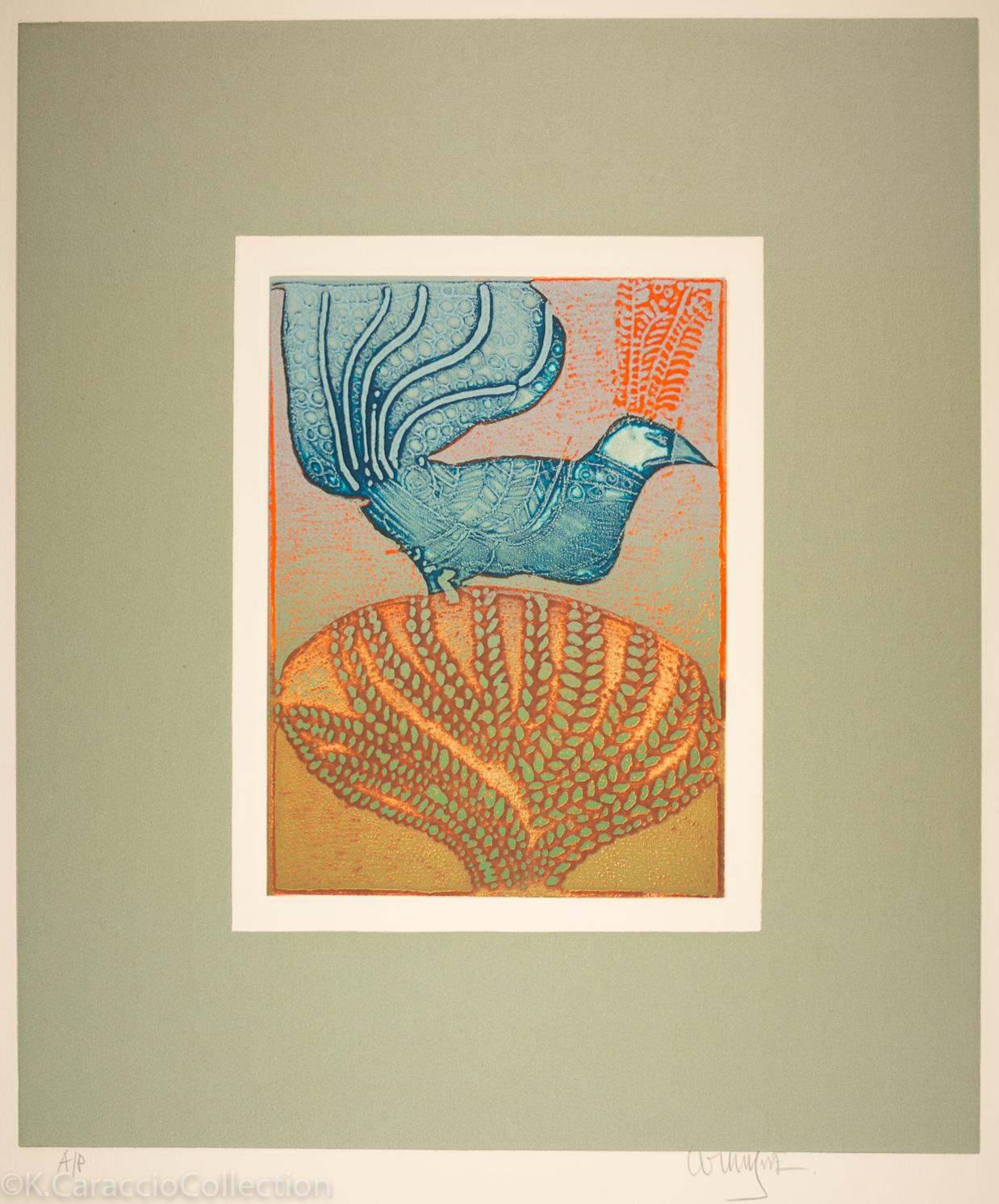 Peacock, 1978