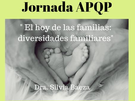 Jornada APQP - ''El hoy de las familias: diversidades familiares''