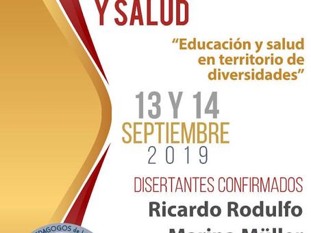 IX Congreso nacional de aprendizaje y salud