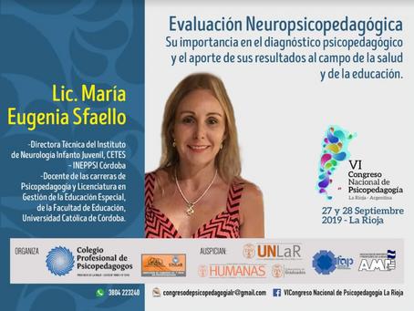 Evaluación neuropsicopedagógica