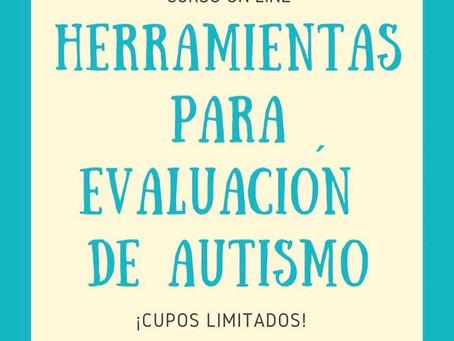 """""""Herramientas para evaluación de autismo"""""""