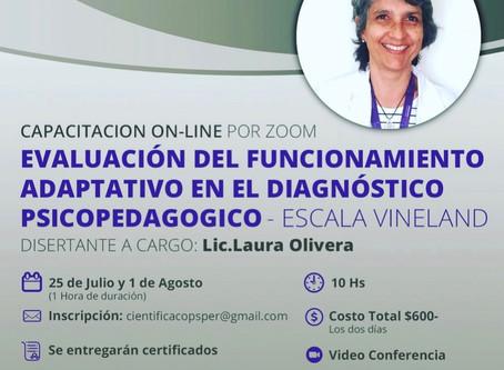 """""""Evaluación del funcionamiento adaptativo en el diagnóstico psicopedagógico"""""""