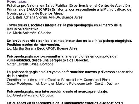IV Jornada Federal de Psicopedagogia - Misiones