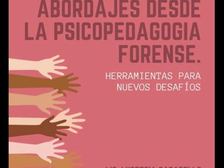 """""""Capacitación en abordajes desde la psicopedagogía forense"""""""