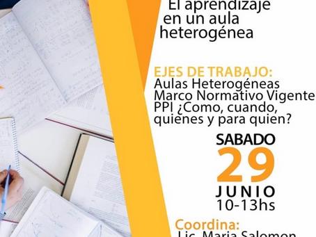 Trayectorias Escolares: El aprendizaje en un aula heterogénea