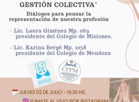 """""""Psicopedagogía: Institucionalización y gestión colectiva"""""""
