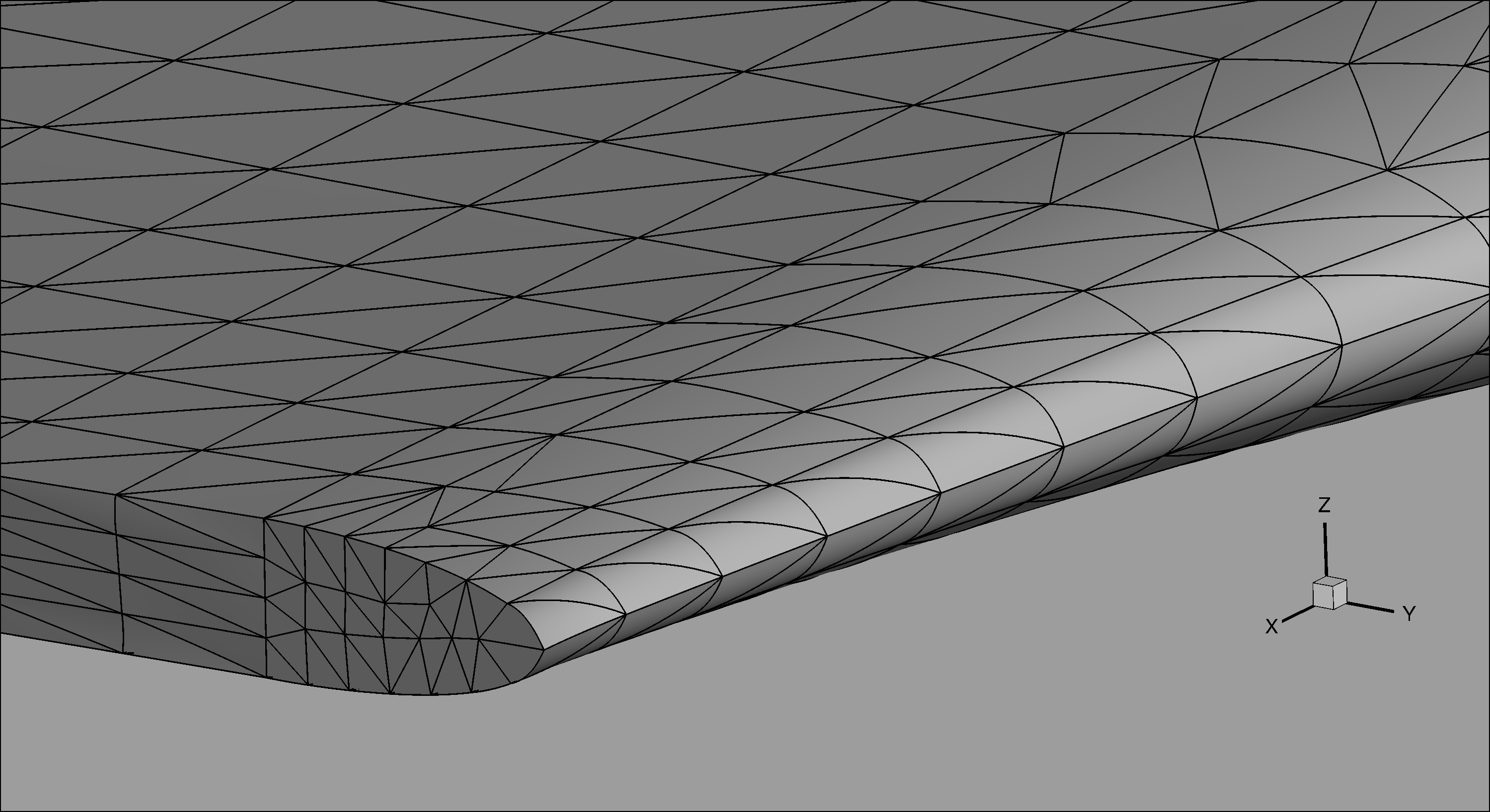 Curved Mesh (P2)