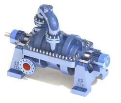 4-stage pump