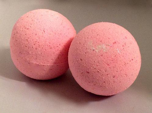 Design Your Own 4.5 oz round bath bomb