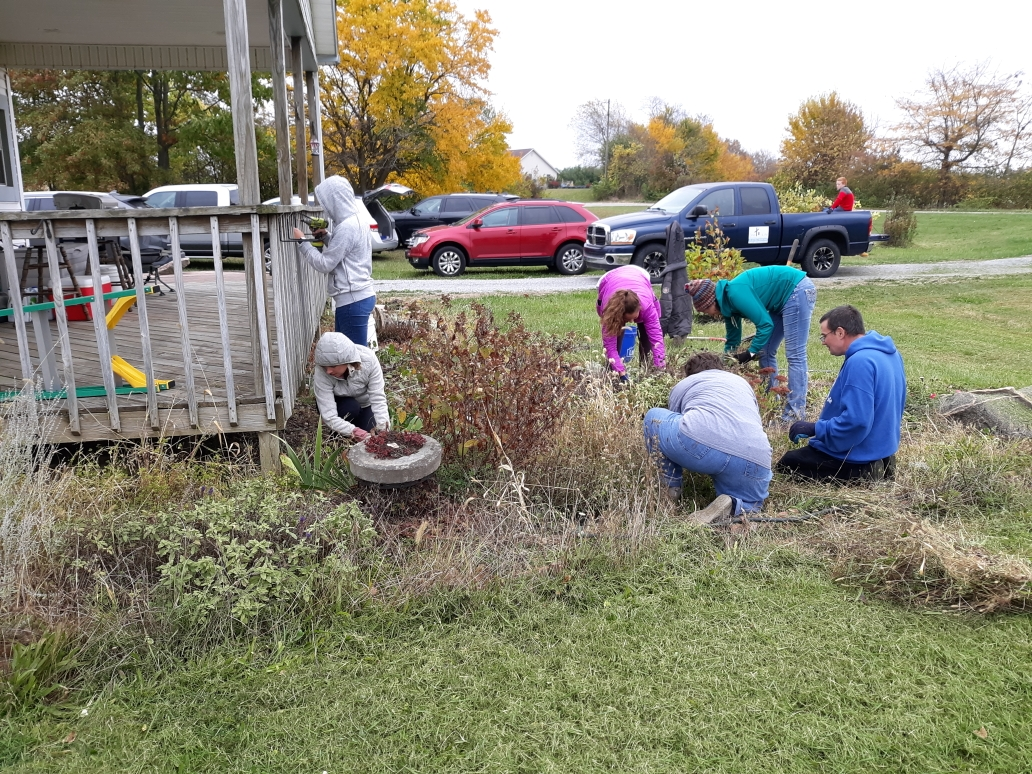 Impact gives back Oct