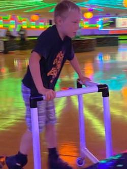 Impact skating