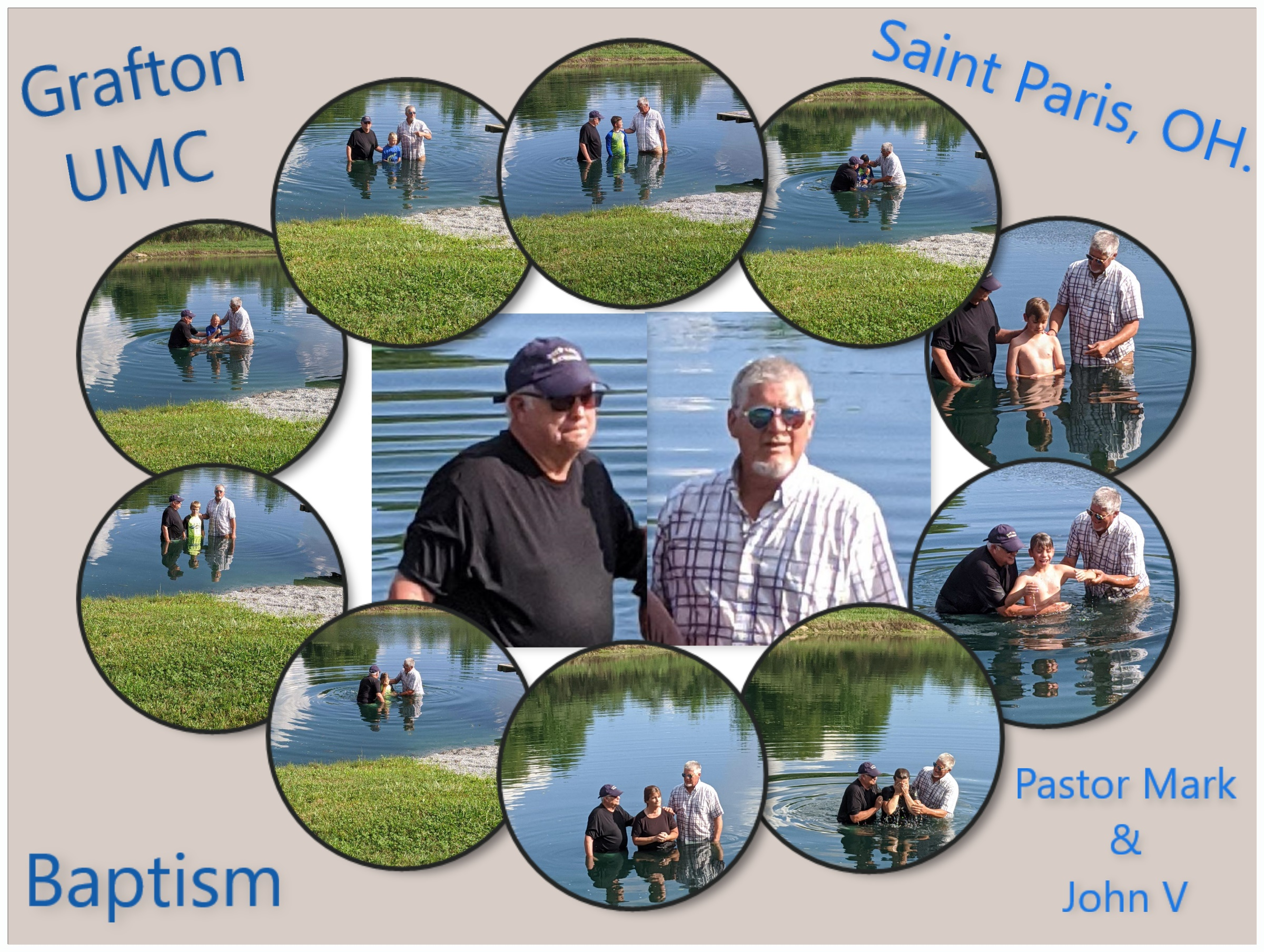 Baptism 8-16-2020