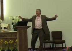 Pastor Mark Atterholt Easter Service 2021