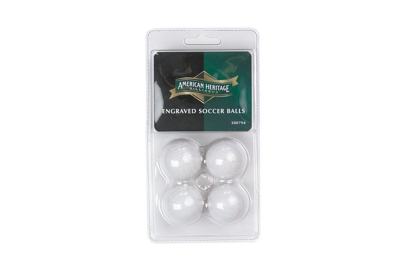Soccer Balls-Engraved 4 Pack