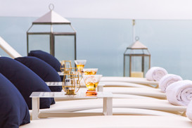 South Beach Outdoor Chaise Lounge