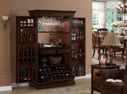 Angelina Wine Cabinet