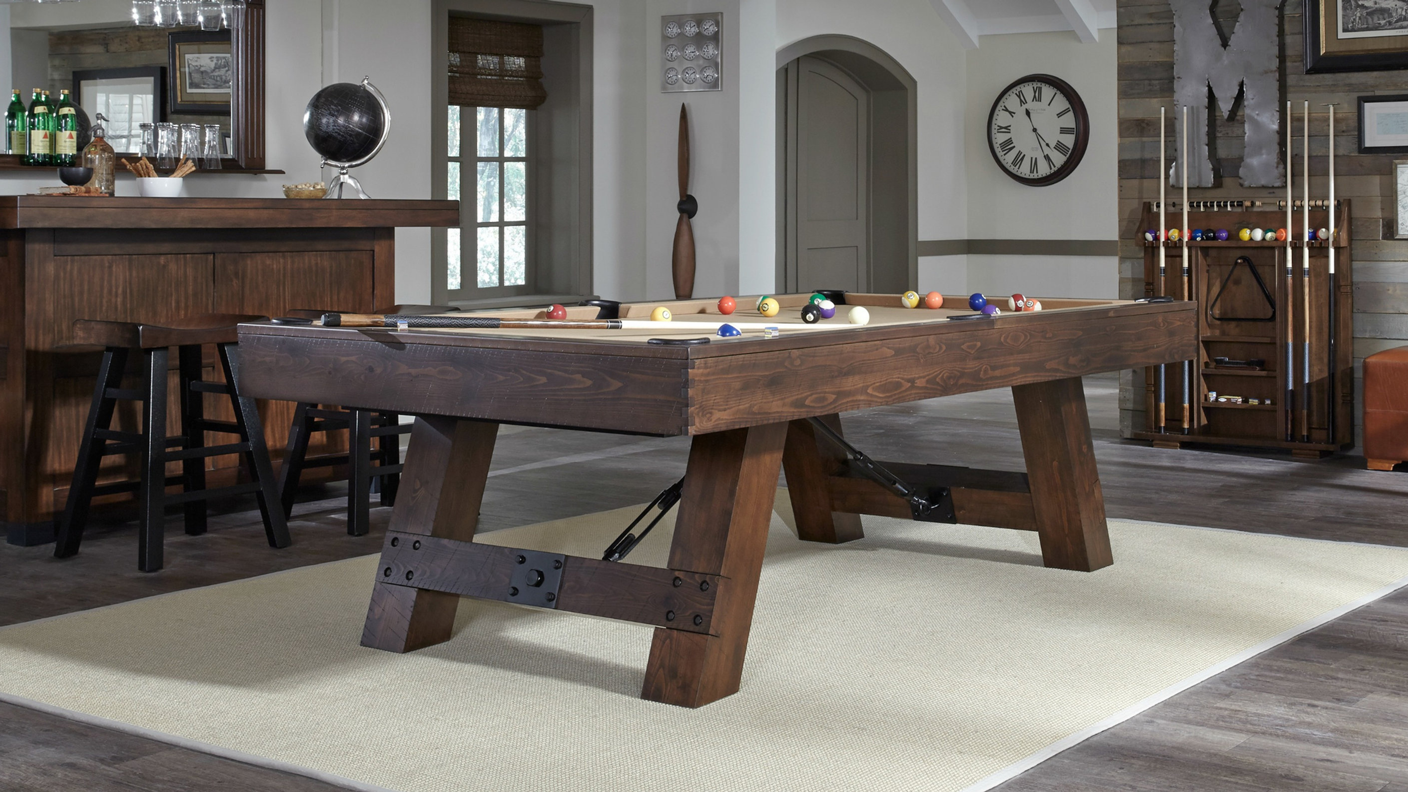 Savannah Pool Table