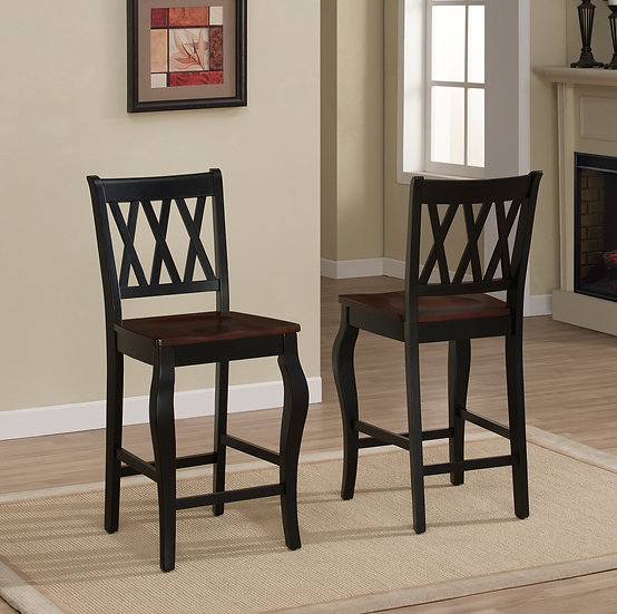 Sophia Counter Height Dining Chair (Set of 2)