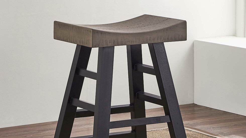 Cheyenne Stool in Ocean