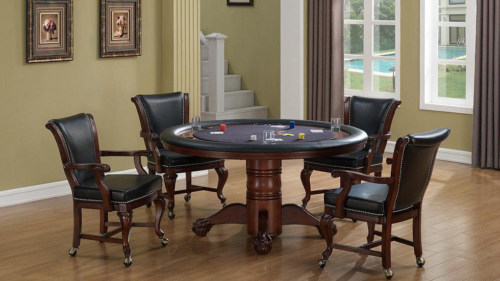 Full House 5-Piece Poker Set