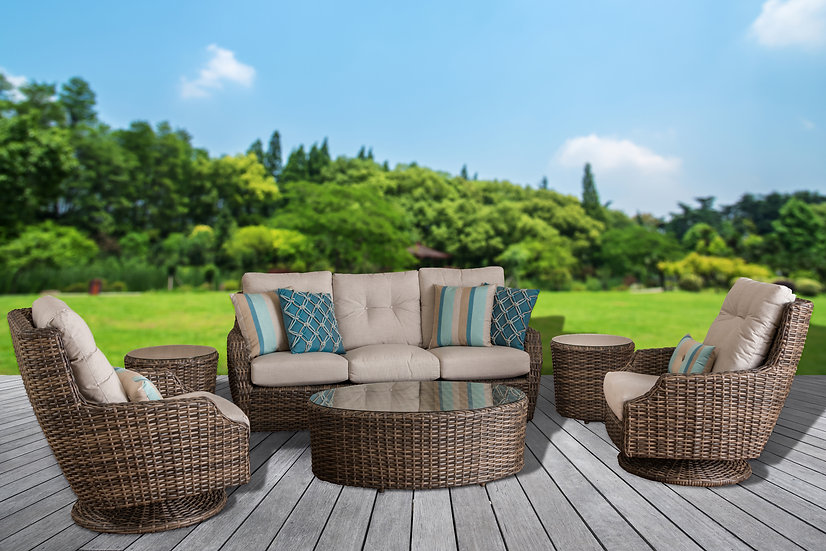 Solaire Sofa Seating Group
