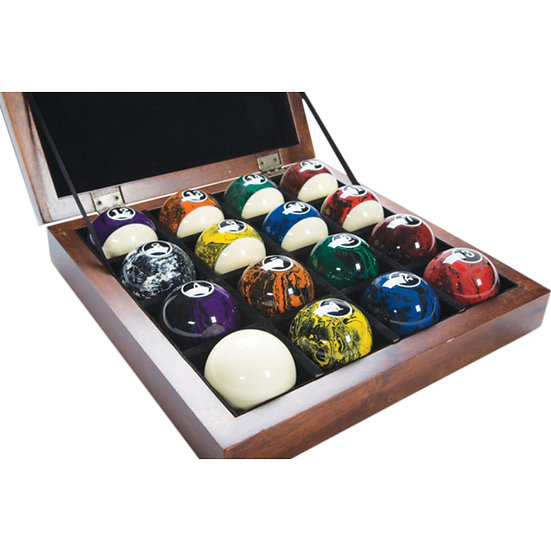 European Billiard Ball Set