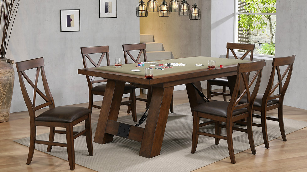Savannah 7-Piece Poker Set