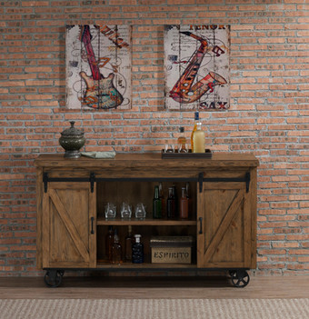 Gateway Bar Cart