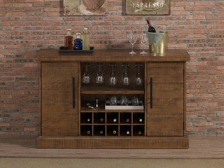 Gateway Wine Cabinet