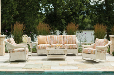 Nantucket Outdoor Seating Collection