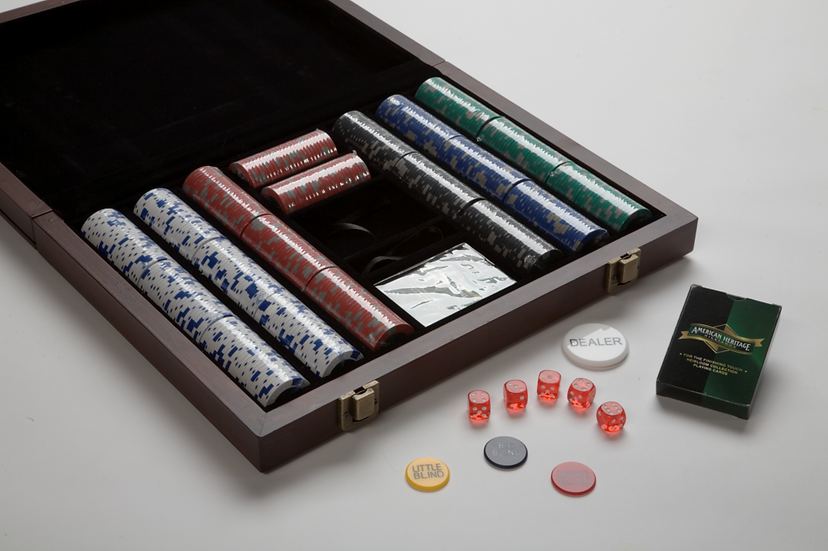 Heirloom Poker Set