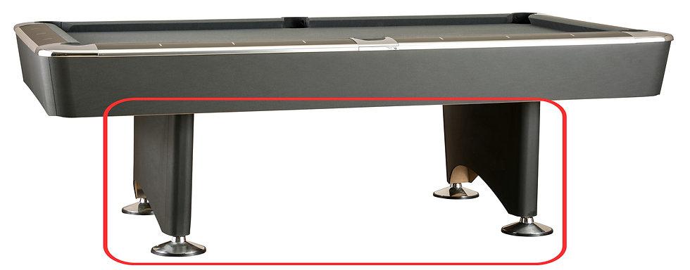 978653BLK-BX1 Complete Lennox Leg Set