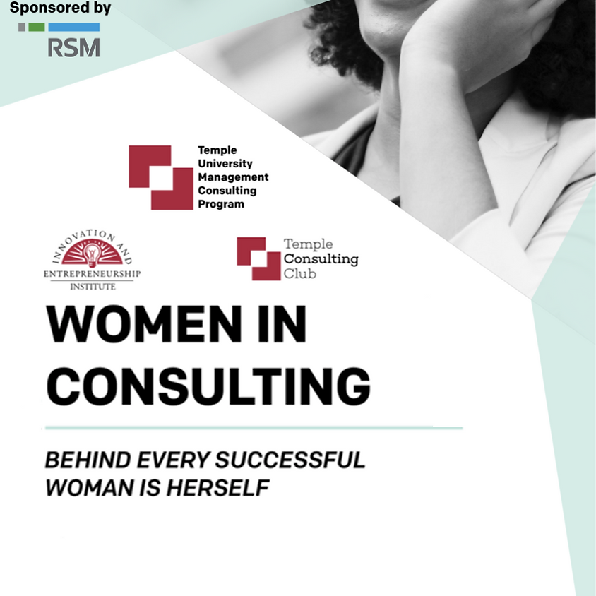 Women in Consulting 2019