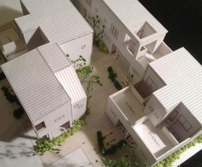 耐火木造の集合住宅 確認申請