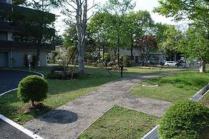 つくば老人ホーム・癒しの庭 ガーデン 写真
