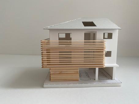 修景プロジェクトとしてのレジデンス(共同住宅)を提案しました。