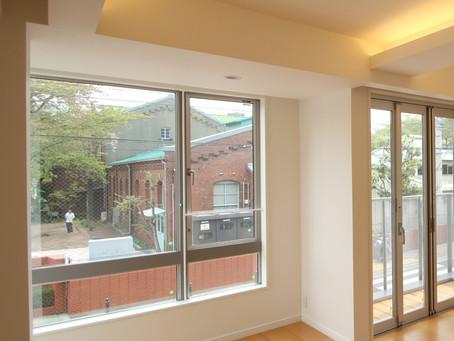 窓で景色を切り取り、眺めを良くしよう!