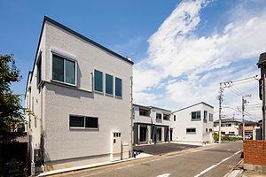 加賀のテラスハウス