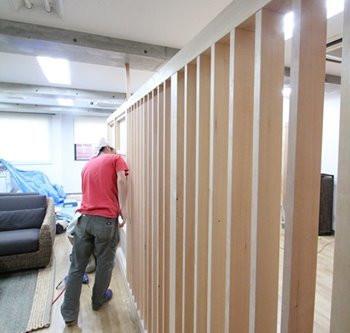 大工 木の箱