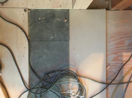 住まいの床、防音対策