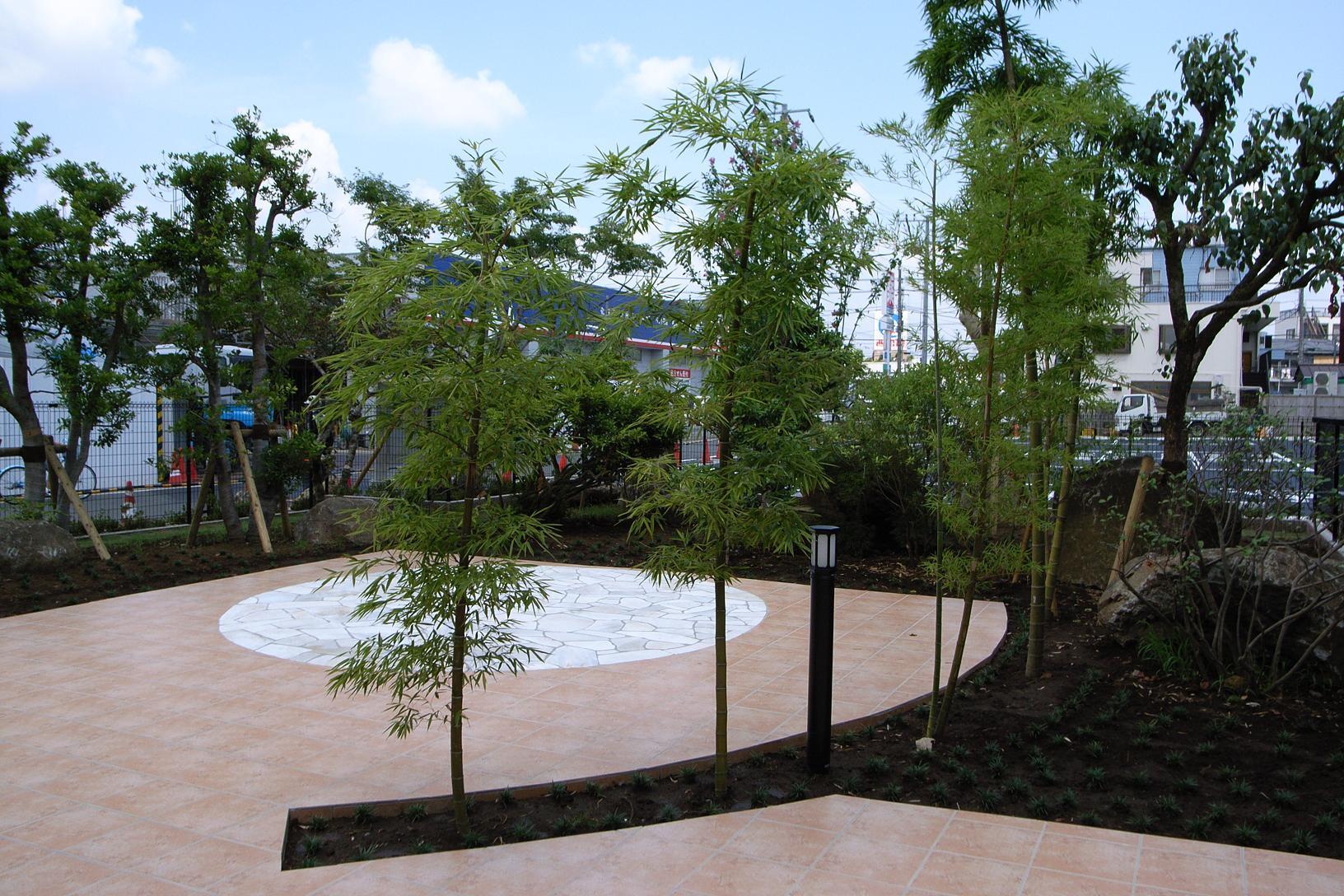 松戸老人ホーム竹のガーデン